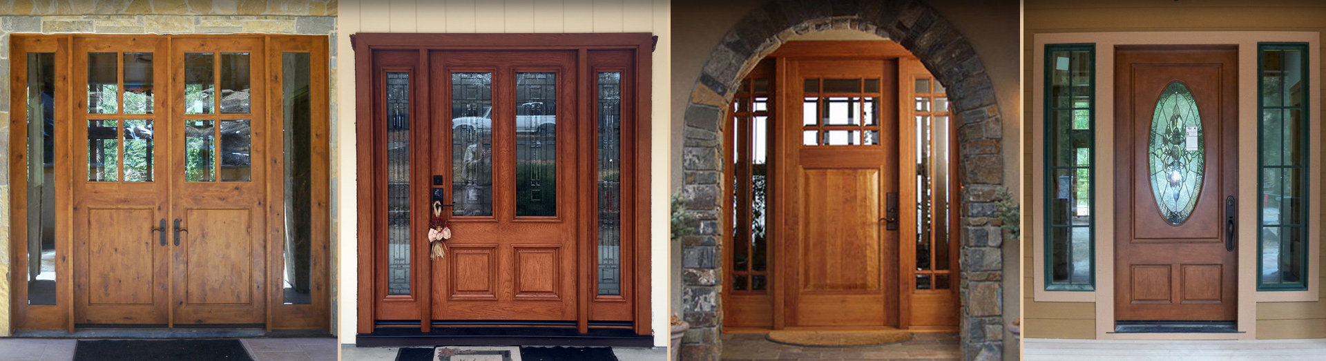 Custom Doors by Van's Cabinets